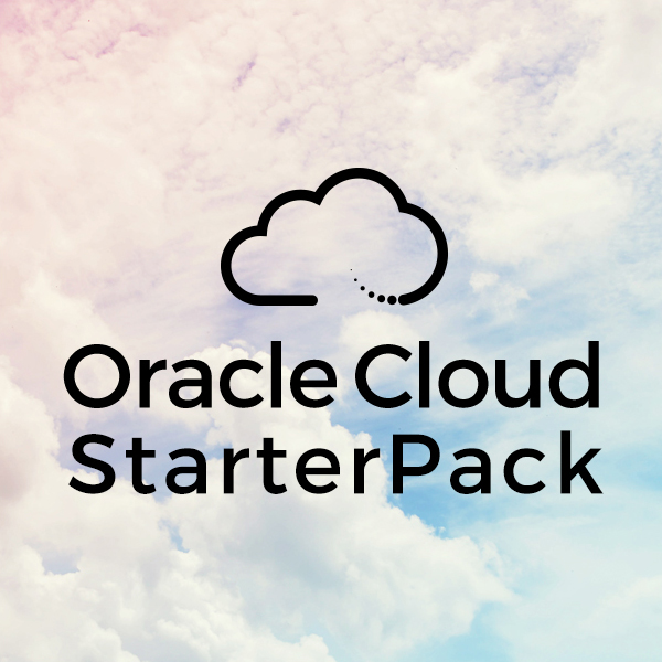 Oracle Cloud Starterpack