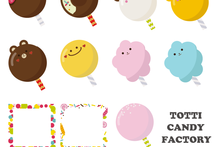 TOTTI CANDY FACTORY and ifeel is collaboration ! [Japanese Only]